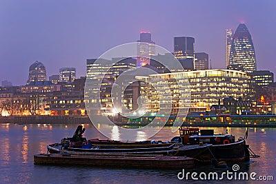 London Skyline London, UK