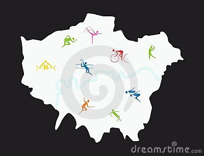 London Sports vector