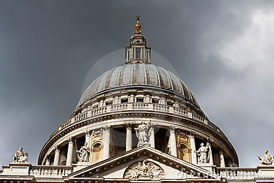 London St. Paul Cathedral