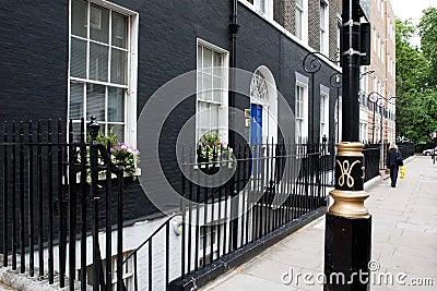 London street
