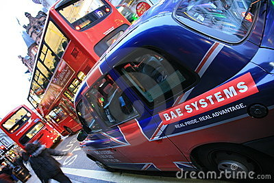 London Taxi Editorial Stock Photo