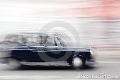London - Taxicab