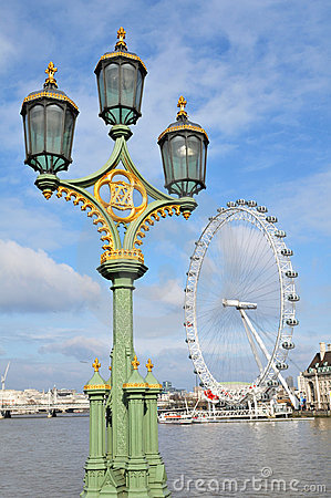 London, Thames Editorial Stock Image