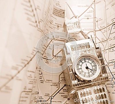 London tid