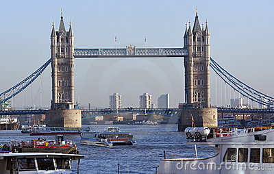 London - Tower Bridge - England