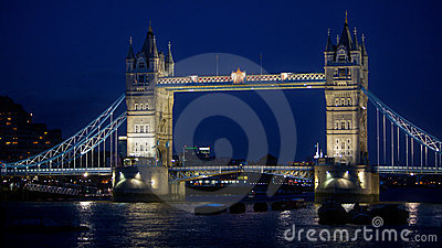 London, Tower bridge in London, travel