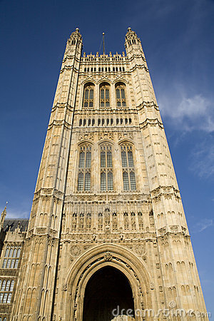 London - tower of parliamnet