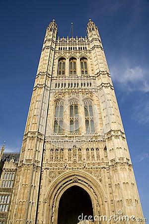 London - tower of parliamnet