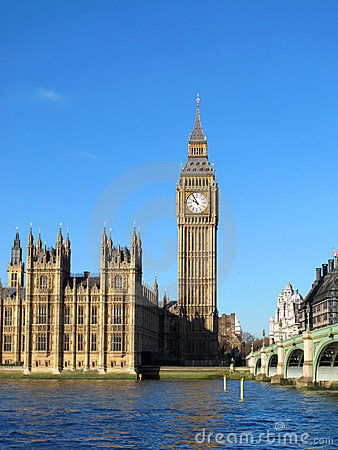 London UK - Big Ben