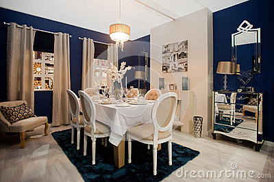 Ideal Home Show 2013 Editorial Image