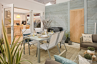 Ideal Home Show 2013 Editorial Photography
