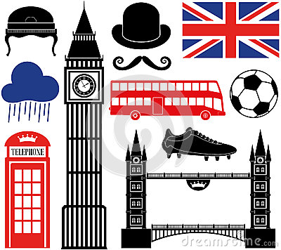 London Vector Illustration