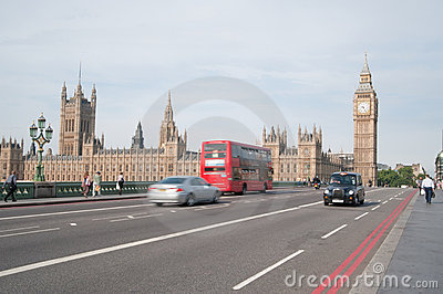 London-Verkehr