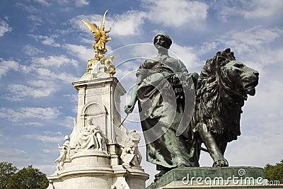 London - Victory landmark