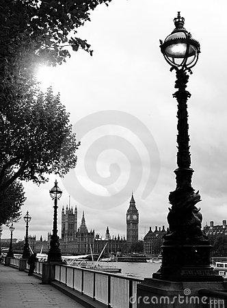 London westminster and big ben
