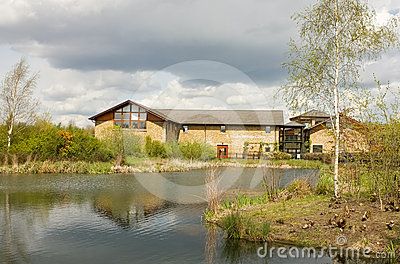 The London Wetland Centre Editorial Image