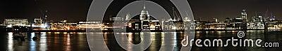 Londres atraca panorama