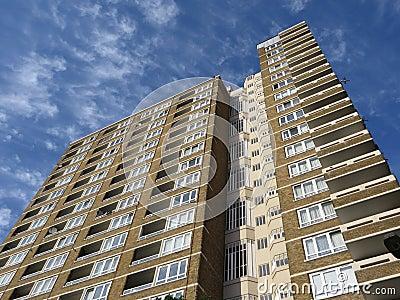 Londyńscy mieszkania