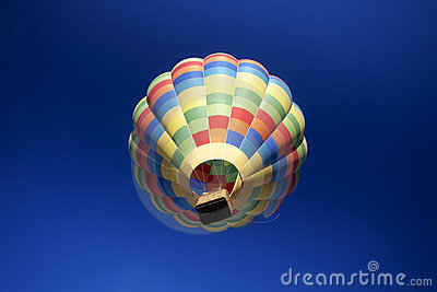 Lone balloon
