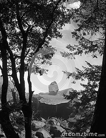 Lone Boulder