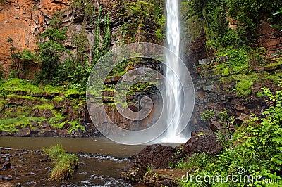 Lone creek waterfall South Africa