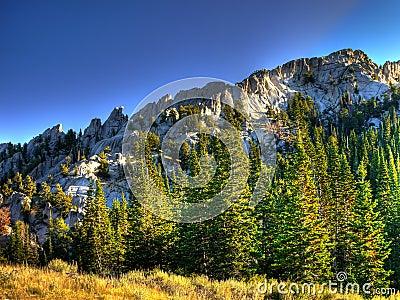 Lone Peak Ridge
