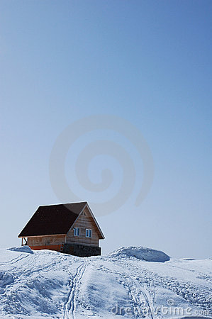 Free Lonely House Stock Photos - 6705963