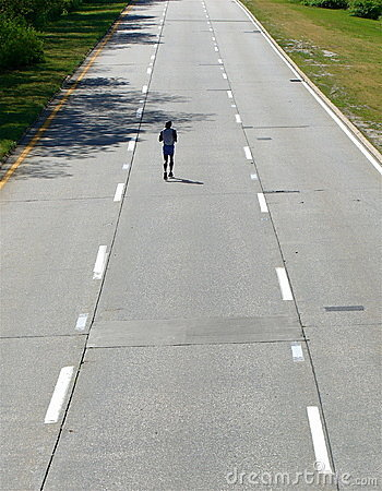 Lonely runner