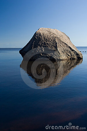 Free Lonely Stone Royalty Free Stock Images - 4580699