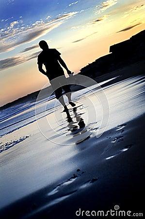 Free Lonely Walk Stock Photo - 10068120