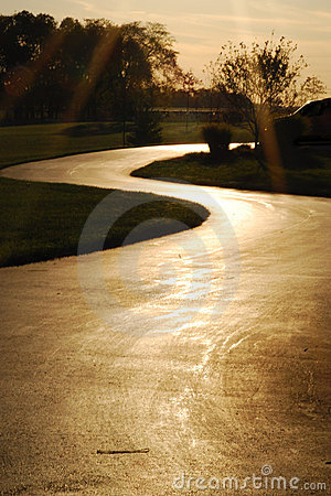Free Long And Winding Road Royalty Free Stock Images - 6757059