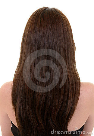 Free Long Brown Hair Royalty Free Stock Images - 65809