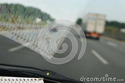 Long car drive