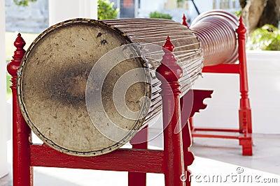Long drum