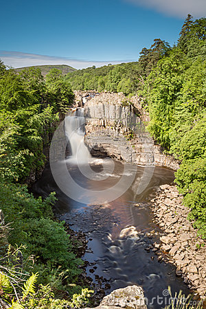 Free Long Exposure Of High Force Portrait Royalty Free Stock Photos - 56817808