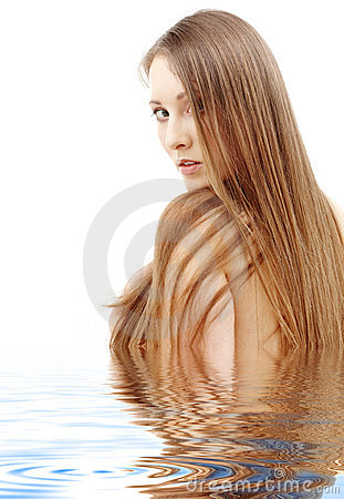 Free Long Hair Royalty Free Stock Photos - 5480618