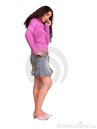 Free Long Hair Girl Stock Photo - 2920630