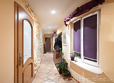Long hallway