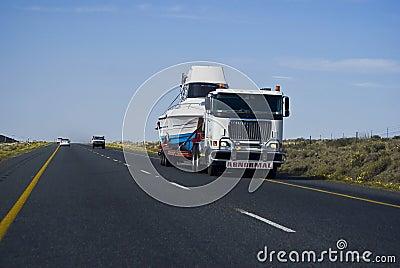 Long Haul Transportation - Abnormal Load