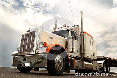Long Haul Truck