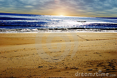 Long Island Beach Sunrise