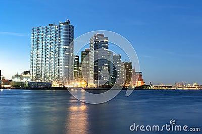 Long Island City New York Editorial Photography