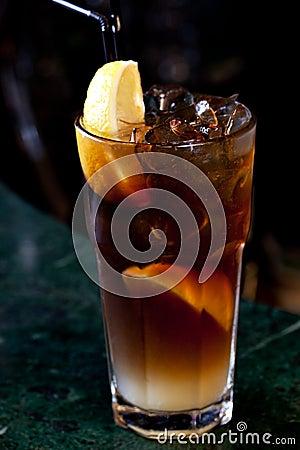 Free Long Island Iced Tea Royalty Free Stock Image - 28885526