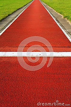 Free Long Jump Track Stock Image - 23695111