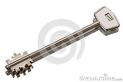 Long key