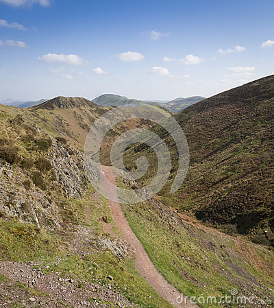 The Long Mynd Shropshire