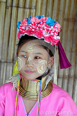 Free Long Neck Tribe In Thailand Stock Photos - 73215433