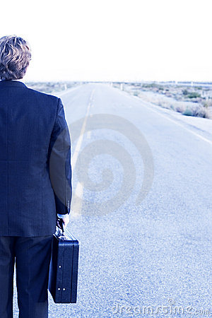 Free Long Road Ahead Stock Photography - 312342