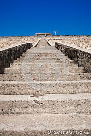 Long stairsteps