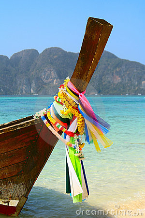 Free Long Tail Boat, Thailand Stock Images - 1976454
